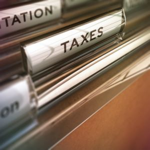 Personal expenses deducted in a business
